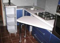 Варианты планировки маленькой кухни | OKuhneVse.ru