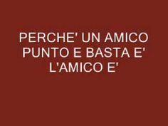 L'AMICO E' - DARIO BALDAN BEMBO & CATERINA CASELLI.wmv