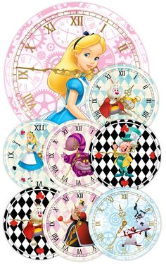 PP Alice Doorknob EOS | Wonderland Blog Hop | Wonderland ...