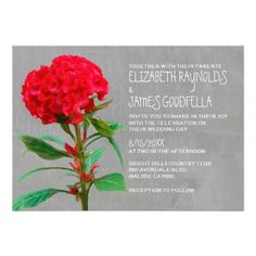 ReviewCockscomb Wedding Invitations Personalized InvitesYes I can say you are on right site we just collected best shopping store that have