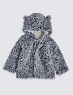 Fleece Hoody Jacket