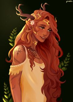 Critical Role Fan Art Gallery – Fever Dreams in the Feywild .-Critical Role Fan Art Gallery – Fever Dreams in the Feywild Dnd Characters, Fantasy Characters, Female Characters, Character Creation, Character Concept, Concept Art, Character Ideas, Character Portraits, Character Drawing