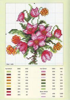 Solo Patrones Punto Cruz (pág. 22)   Aprender manualidades es facilisimo.com