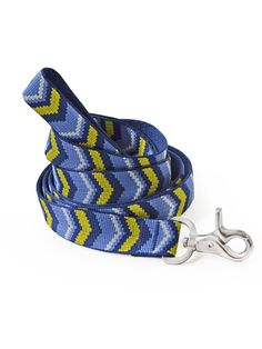 Chevy Chevron Leash from Style Your Pet for Spring: Bandanas, Collars & More on Gilt