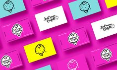 """Check out this @Behance project: """"IceCream Confetti®"""" https://www.behance.net/gallery/49499239/IceCream-Confetti"""