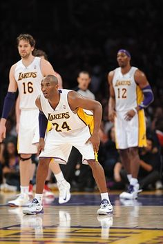Pau Gasol passed 15,000 career points while helping the Lakers defeat the Rockets with Kobe tallying up a triple double and Dwight Howard scoring 28 points and grabbing 13 rebounds (2012)