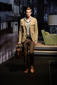 Tod's | Spring 2015 Menswear Collection | Style.com