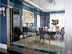 A Manhattan Apartment With Stunning Views Photos   Architectural Digest