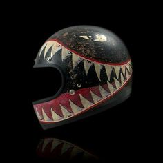 Cool Bad Boy Helm Design