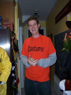 Last-Minute Costumes