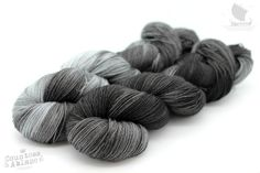 Stored them away out of the smoke - Lady Persephone Sock - BFL & nylon