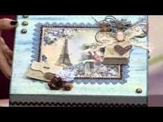 Mulher.com - 18/04/2016 - Caixa dama azul - Marisa Magalhães PT2 - YouTube