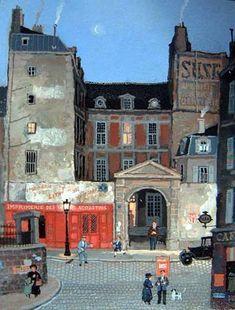 MICHEL DELACROIX - 7 Rue des Grands Augustins
