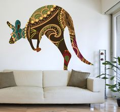 Australia has the most dangerous #animals but also a few of the most interesting and cutest animals of the #world ! #australia #travel #animals #decoration #DIY #wall #art #home #deor