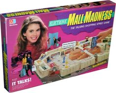 "Mall Madness board game!!!  ""There is a sale in the Fashion Boutique"" @Melissa Fletcher-Woodard"