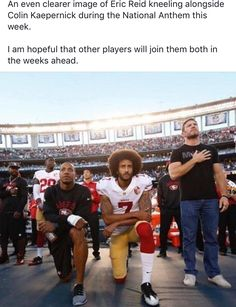 15 Best Kneeling During The National Anthem Ideas National Anthem Anthem National