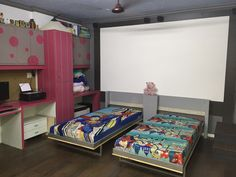 Buy custom made wall beds direct from manufacturer, unique space saving furnitures Beds Direct, Bed With Wardrobe, Wall Beds, Space Saving Furniture, Murphy Bed, Custom Wall, Unique Furniture, Furnitures, Toddler Bed
