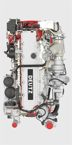deutz 1012 1013 service manual bf6m bf4m workshop repair maintenance rh pinterest com Deutz Diesel Engine Service Manuals Deutz Tractors