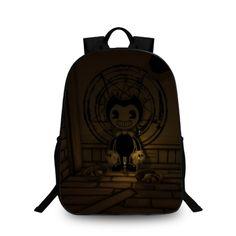 f04b9621beb5 Bandy and the ink machine backpack schoolbag for kid shoulder bag daypack  12 Bandy