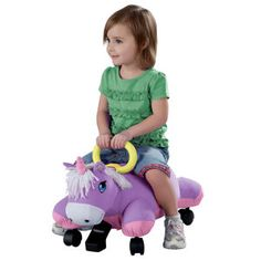 Pillow Racers™ Purple Unicorn from #littletikes - $31.99