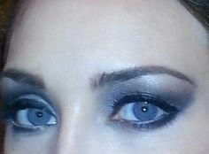 Smokey Eyes inspired by Alexis Vogel
