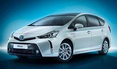 #Toyota #Prius+. Elle affiche un look dynamique et offre d'innombrables possibilités.