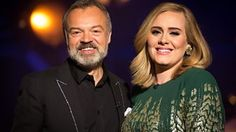 BBC Music - BBC Music - *Exclusive* Adele at the BBC, a first look – When Adele met Graham Norton, featuring Hello (live)
