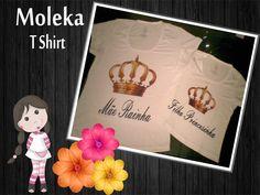 T shirt Mãe e Filha