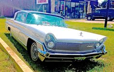 1959 Lincoln Continental for sale in Austin TX front quarter