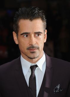 Colin Farrell At The BFI London Film Festival Screening Of 'The Lobster' - Socialite Life