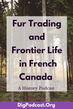 Fur trading and frontier life in French Canada. As frontiers typically are, the story of the French Canadian wilderness has been a gendered one since its earliest iterations. World History Teaching, World History Lessons, History Teachers, Family History, African History, Women In History, Middle School Counseling, We Are Teachers, Fur Trade