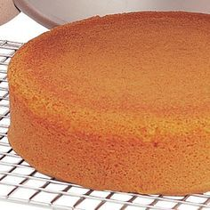 Use this simple recipe to create a Basic Yellow Cake. Wilton's recipe can be used in any cake, cupcake, loaf, or specialty pan. It provides a nice canvas for decorating and can be filled with your favorite filling.