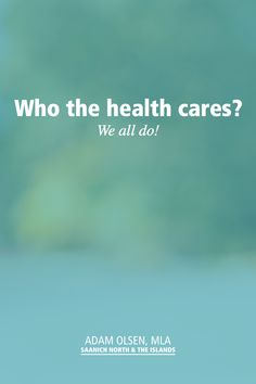 Who the health cares? We all do! It is important the healthcare system is working effectively and that waste is minimal. In January we focus our community outreach effort (The Public Circle) on learning more about the system .