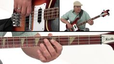 30 Beginner Bass Grooves - 60's Funk - Andy Irvine