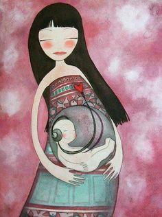 Soy Mama - I'm a Mom!!!