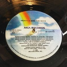 Heavy D and The Boyz:  Moneyearnin' Mount Vernon/Don't You Know on vinyl #vinyl #vinilo #vintage #vinyladdict #vinyladdict #vinyligclub #vinyljunkie #vinylrecords #vinylcollection #vinylcollector #vinylcommunity #igvinyl #instavinyl #igvinylclub #wax #single #originalpressing #heavyd #djeddief #teddyriley #hiphop #classic #80s #mcarecords #classichiphop #turntable #nowspinning #instrumental #vocals #sample by djpnasty90