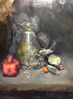 Pat Brookes has a great painting blog