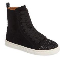Girl's Dolce Vita Zita High Top Sneaker
