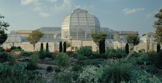 AECOM - Government - Architecture, Engineering & Planning - U.S. Botanic Garden Conservatory Renovation and National Garden