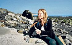 Jurassic Coast: fossil-hunting with Tracy Chevalier