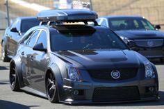 Canepa CTS V wagon black