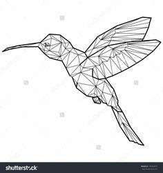 hummingbird geometric - Szukaj w Google