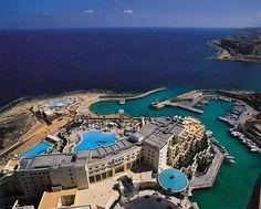 Hilton Malta, Saint Julians, Malta. I have stayed near the Hilton Hotel and the Casino. Loved it.