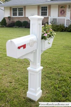 26 Best Please Mr Postman Images Mailbox Post Letter Boxes Home