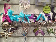 Beautiful scarf jewelry for just $15.95