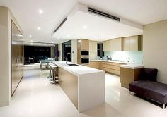 Aircon sys --- Kitchen Design Ideas by Fyffe Design Services