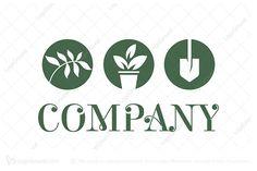 $150 Logo for sale: Flourish Greenworks Logo
