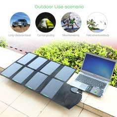 Best Portable Solar Laptop Chargers In 2016 While Traveling   Technology Review