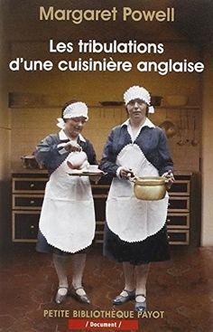 Couverture du livre Les tribulations d'une cuisinière anglaise