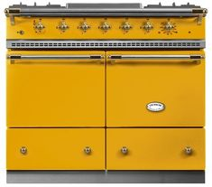 Lacanche } PROVENCE YELLOW
